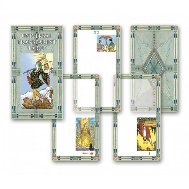 Universal Transparent Tarot - Универсальное Прозрачное Таро