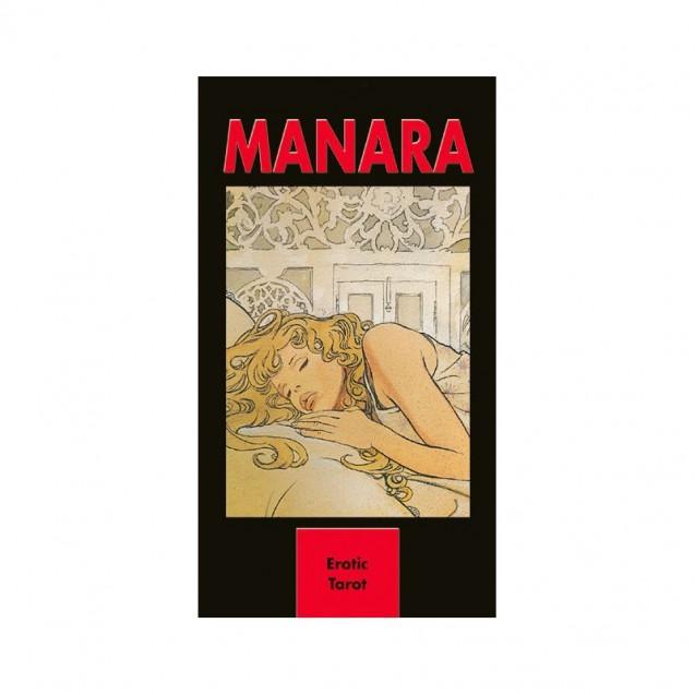 Manara: Erotic Tarot - Эротическое Таро Манара