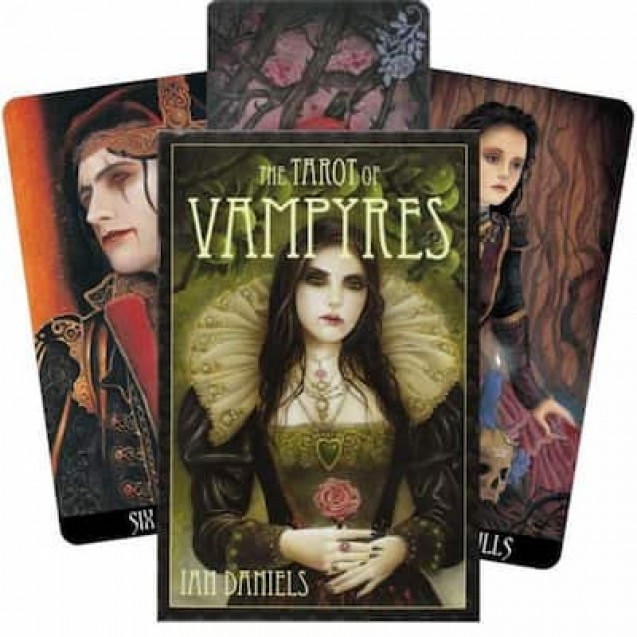 Tarot of Vampyres — Таро Вампиров