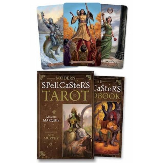 Modern Spellcaster's Tarot — Таро Современного Заклинателя